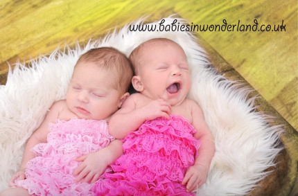 Newborn Photography Newcastle under Lyme and Stoke on Trent | Newborn | Baby Millie and Evie