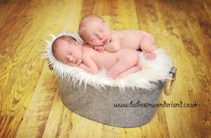 Newborn Photography Newcastle under Lyme and Stoke on Trent | Newborn | Twins