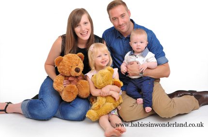 Family photography session Stoke on Trent